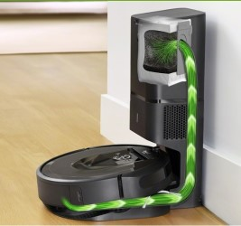 Roomba Clean Base Automatic Dirt Disposal