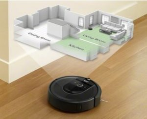 Roomba Imprint Smart Mapping